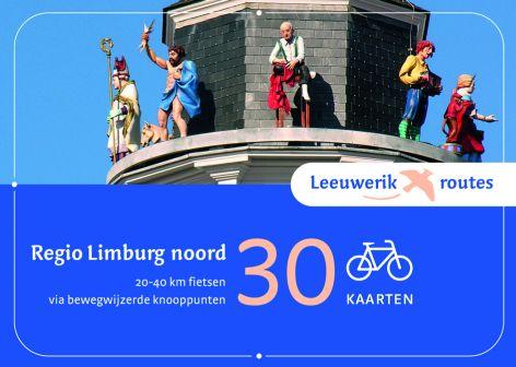 Leeuwerikroutes Limburg Noord
