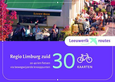 Leeuwerikroutes Limburg Zuid